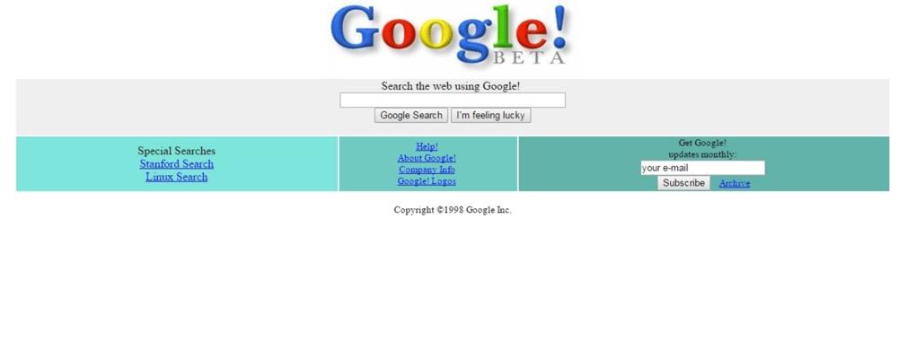 90s Google