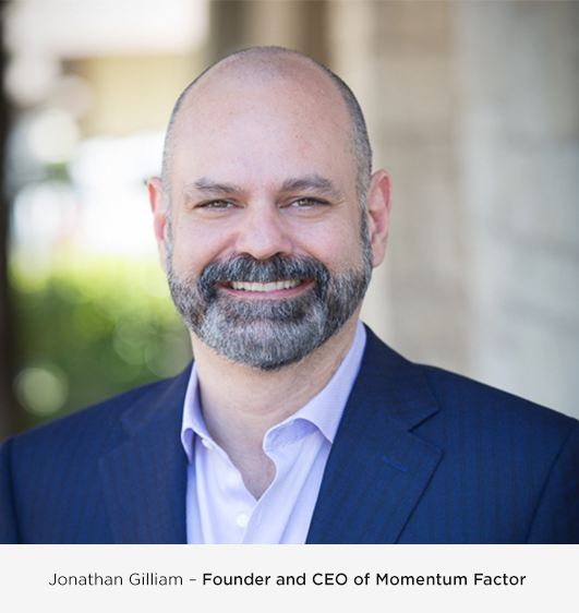 Direct Sales Masterclass - Jonathan Gilliam, Founder, and CEO of Momentum Factor