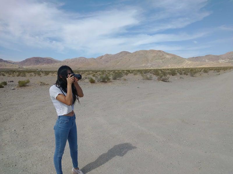 Yunyan loves photography