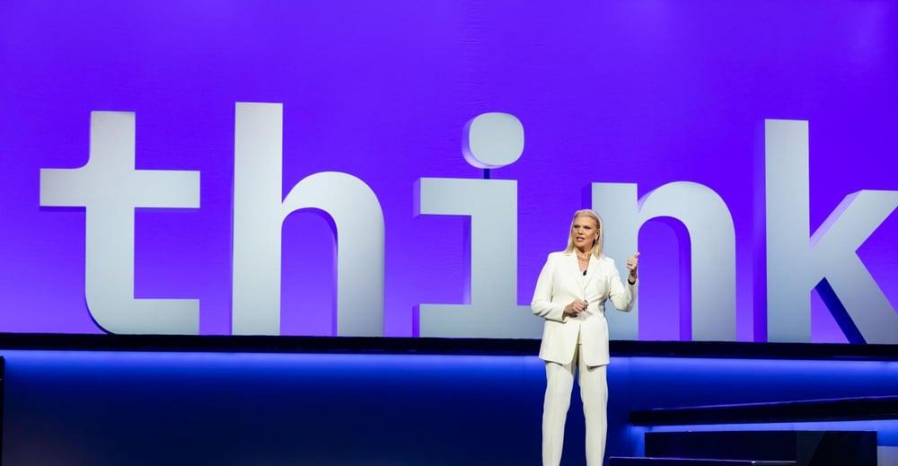 Ginni Rometty IBM CEO IBM Think 2019