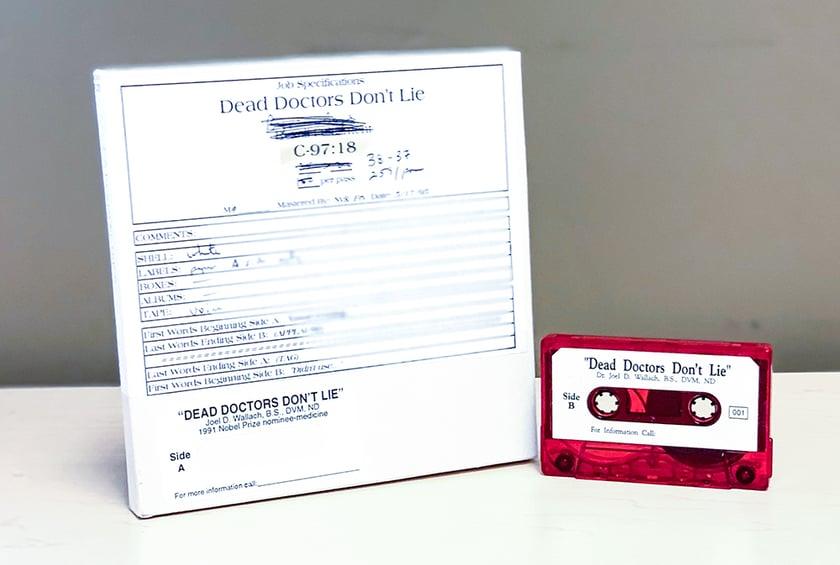 Verb - Archive - Cassette Tape 1-2