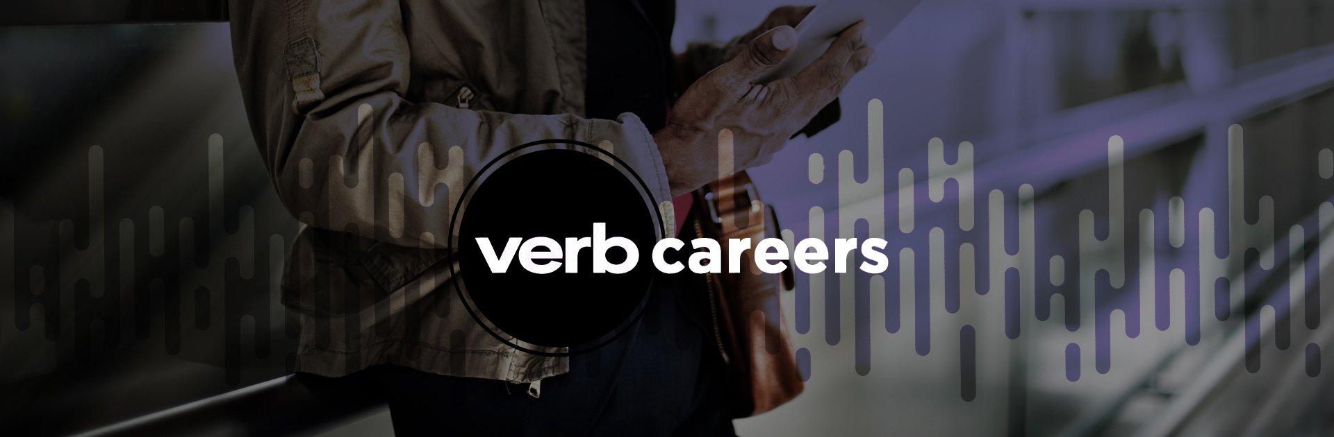 Verb Careers  - 2 Header